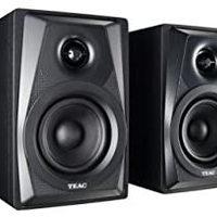 Teac LS-M100-B Powered Monitor 音箱