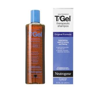 Neutrogena 露得清 煤焦油洗发水 250ml