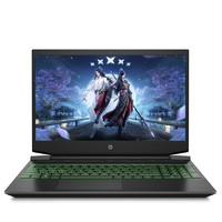 HP 惠普 惠普(HP)光影精灵6-ec1086AX 15.6英寸(R7-4800H 16G 512G GTX1660Ti Max-Q显卡 B&O音效)绿光
