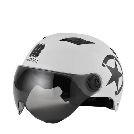 皮游网 zk664 电动车安全头盔