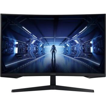 SAMSUNG 三星 玄龙骑士G5 C27G55TQWC 27英寸 电竞显示器
