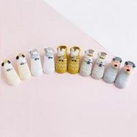 YUZHAOLIN 俞兆林 儿童袜子薄款 10双装
