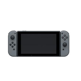 Nintendo 任天堂 海外版 Switch游戏主机 续航增强版 灰色