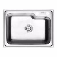 Matagreen 玛塔  304不锈钢厨房水槽单槽 57*41cm
