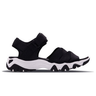 SKECHERS 斯凯奇 D'lites 2.0 女士凉鞋 88888182/BLK 黑色