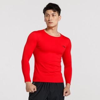 李宁 AUDN123-5  男子运动紧身衣