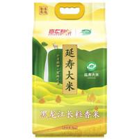 十月稻田 延寿长粒香米 5kg
