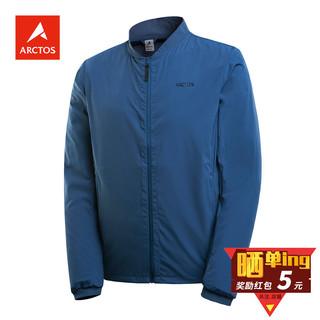 极星户外男休闲夹克春防风透气旅行运动徒步外套AGJD11321