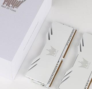 GALAXY 影驰 名人堂 HOF EXTREME DDR4 3600MHz 台式机内存 16GB(8GB*2)
