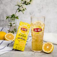 立顿 蜂蜜柠檬味红茶 低糖 250ml*6盒