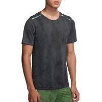 NIKE 耐克 男士运动T恤 BV5624-011 黑色 S
