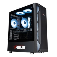 京天华盛 组装台式机(i5-10400F、8GB、250GB、RTX2060)