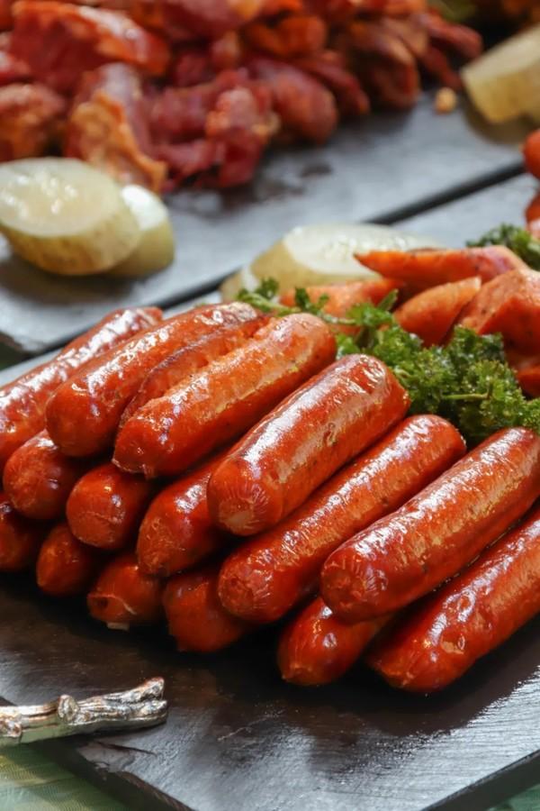 特色猪肘、冷盘、烤鸡德国风情美食上线! 上海浦东假日酒店自助晚餐