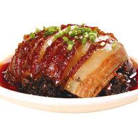 京东PLUS会员:国圆 梅菜扣肉熟食 500g *2件