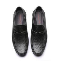 RED DRAGONFLY 红蜻蜓 WTA90341 男士一脚蹬豆豆鞋 *2件