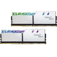 G.SKILL 芝奇 皇家戟 RGB 64GB(32Gx2) DDR4 3600频率 台式机内存条