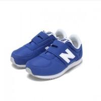new balance 小童魔术贴休闲运动鞋 KV220BLI 蓝色 23.5