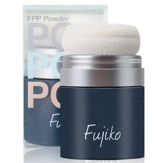 【日本新版】fujiko蓬蓬粉ponpon清爽控油造型头发蓬松粉 8.5g