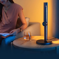 家电好好说 篇四十四:颜值在线,智能联动。几光智能台灯开箱体验