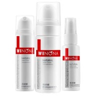 88VIP:WINONA 薇诺娜 舒敏保湿修红护理套装(洁面50g+水30ml+修红露15g)