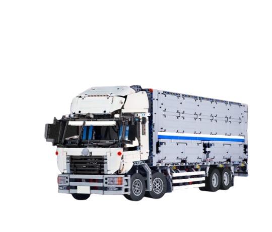 宇星模王 YX-13139 荒卡货柜大卡车【遥控APP版-4198pcs】