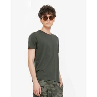 Baleno 班尼路 88902284 男士纯棉纯色T恤
