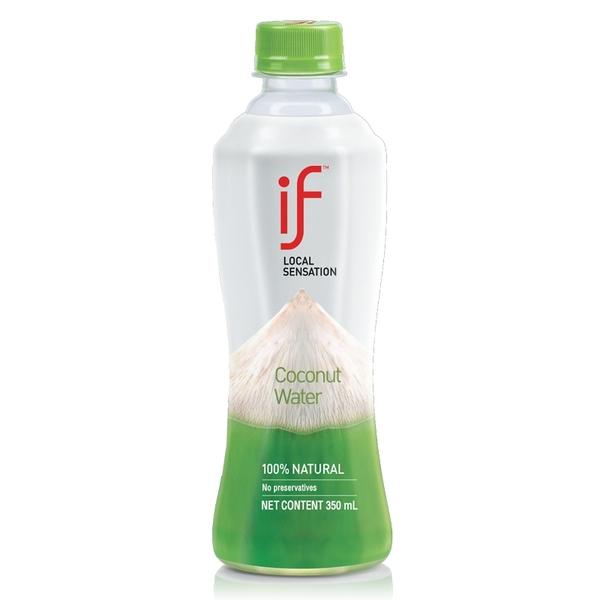 if 宜芙 椰子水 350ml*12瓶