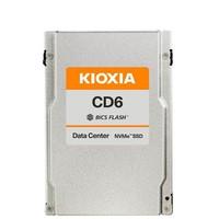 KIOXIA 铠侠 CD6 PCIe Gen4 固态硬盘