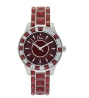 Dior 迪奥 Christal CD143114M001 豪华女士腕表