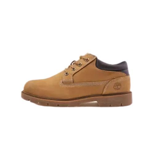 Timberland 添柏岚 男士户外休闲鞋 A1P3L 小麦色 43