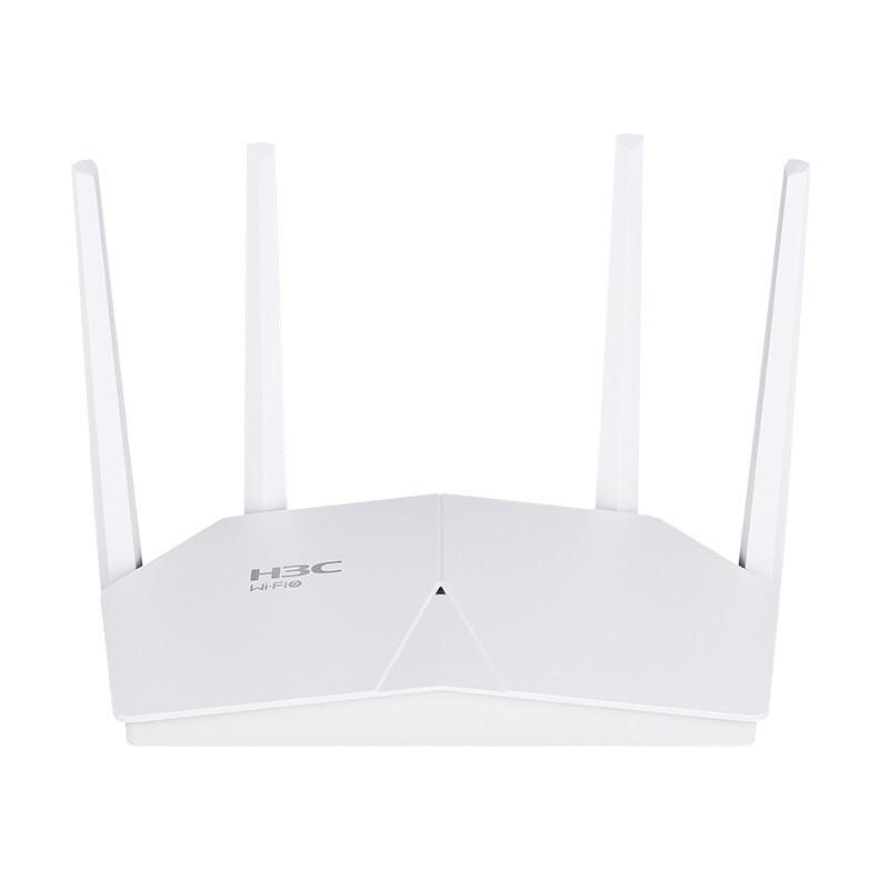 H3C 新华三 NX18 Plus 双频1800M 千兆无线家用路由器 Wi-Fi 6 单个装 白色