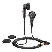 SENNHEISER 森海塞尔 MX375 耳塞式耳机 黑色