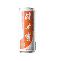 健力宝 纤维+橙蜜味无糖0糖0脂运动碳酸饮料 330ml*24罐装整箱