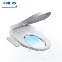 飞利浦 PHILIPS 智能马桶盖 智能马桶 全自动即热冲洗 暖风除菌 纳米水离子洁身器AIB1822/93