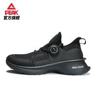 PEAK 匹克 态极2.0 E02617H 男女款跑步鞋 黑色 40