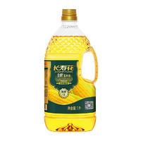 长寿花金胚玉米油1L非转基因 物理压榨植物食用油烘焙