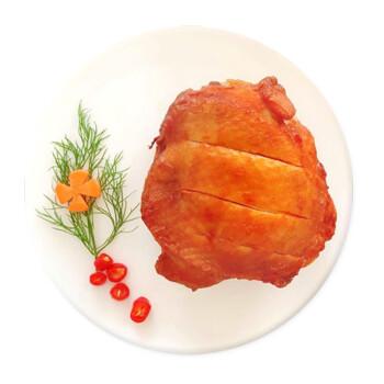 上鲜  奥尔良带骨上腿排 1kg 出口日本级 奥尔良腿排 带骨腿排鸡腿肉奥尔良风味鸡肉 烧烤食材