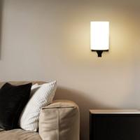 宝俪煌JL131 卧室床头LED壁灯房间过道走廊 温馨浪漫美式风格墙壁灯饰 E27灯头赠12W光源