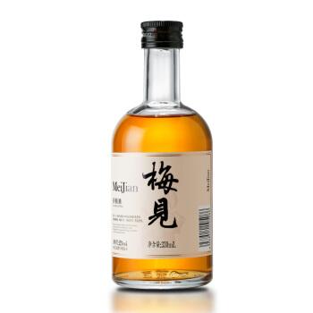 梅见青梅酒12度 梅酒 果酒330ml单瓶装
