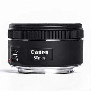 Canon 佳能 EF 50mm f/1.8 STM 标准定焦镜头