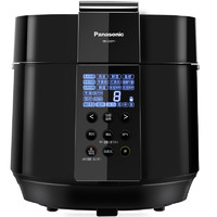 Panasonic 松下 SR-G50P1 多功能电压力锅 5L 黑色