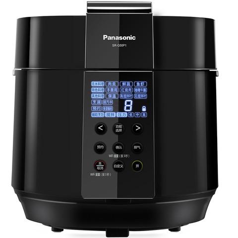 Panasonic 松下 SR-G50P1 电压力原汁煲