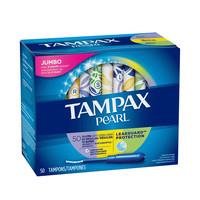 TAMPAX 丹碧絲 珍珠系列塑膠導管式衛生棉條 5支