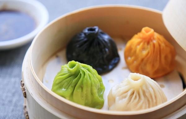 14种前菜甜品自助+40种港式点心畅吃!39层高空餐厅!上海明天广场JW万豪酒店午市任点任食