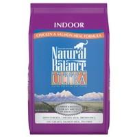 Natural Balance 通用型室内猫成猫粮 15磅