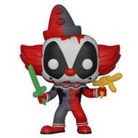 Funko Pop! Marvel 系列 死侍的游戏时间 变装小丑