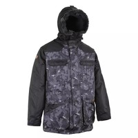 DECATHLON 迪卡侬 TOUNDRA系列 男士户外棉服 10120-8369150 深灰色/碳灰色 XS