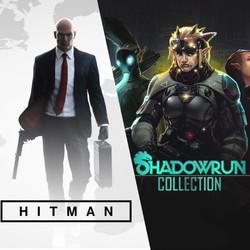Epic喜加三《杀手》《暗影狂奔合集》现已免费,PS4《街霸V》《PUBG》9月会免