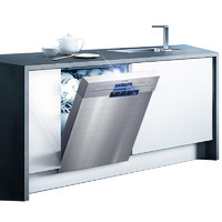 SIEMENS 西门子  SJ436S00JC 嵌入式洗碗机 13套