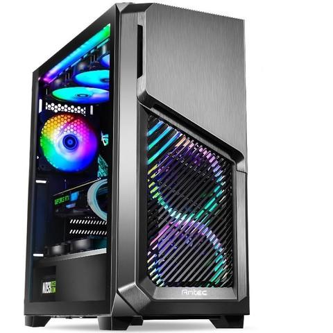 Antec 安钛克 DP502 FLUX ATX 中塔 全侧透台式电脑机箱